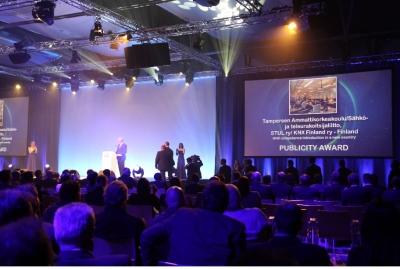 KNX Publicity award 2012